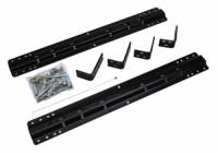 Reese - Reese Fifth Wheel Rails w/ Universal Installation Kit for Full Size Trucks