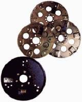 Flexplates - Chevrolet Flexplates - TCI Automotive - TCI Heavy Duty Flexplate - SB Chevy 400, External Balance - Dual Bolt Pattern - 168 Tooth Flywheel - SFI 29.1 Approved