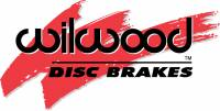 "Brake Fluid Controls - Fluid Recirculators - Wilwood Engineering - Wilwood Crossover Tube w/ Bleeder - Fits Forged Billet Superlite, Superlite 4, 6 Calipers w/ 1.250"" Rotor"