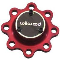 Hub Parts & Accessories - Drive Flanges - Wilwood Engineering - Wilwood Drive Flange for Wide 5 Hubs - Billet Aluminum - (Red)