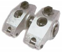 Rocker Arms - Shaft Mount Rocker Arms - SB Chevy - Yella Terra - Yella Terra Platinum Twin Shaft Rocker Arm Kit - SB Chevy 265-400 - 1.55 Ratio - Fits OEM , Bowtie, AFR, Dart, World, Brownfield Cylinder Heads