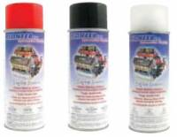 Paint & Finishing - Pioneer Automotive Products - Pioneer Engine Spray Enamel - 11 oz. - Lo-Gloss Black