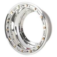 "Wheel Parts and Accessories - Wheel Halves - Weld Racing - Weld Outer Wheel Half w/ Standard Beadlock - 15"" x 11.25"""