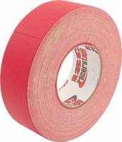"ISC Racers Tape - ISC Racers Tape Gaffers Tape 2"" x 180 Ft - Red"
