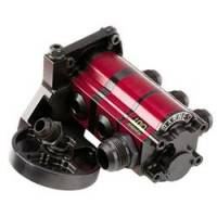 Oil Pumps and Components - Oil Pumps - Dry Sump - Barnes Systems - Barnes 9117 Series 3 Stage Cam Drive Dry Sump Oil Pump