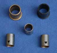 Front End Components - Thrust Bearings, Shims & Bushings - M&W Aluminum Products - M&W Bi-Metal King Pin Bushing
