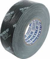 "Tools & Pit Equipment - ISC Racers Tape - ISC Racers Tape Air Box Tape - 2""X 180 Ft. - Black"
