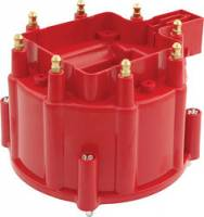 Distributor Components and Accessories - Distributor Caps - Allstar Performance - Allstar Performance GM HEI Replacement Red Distributor Cap