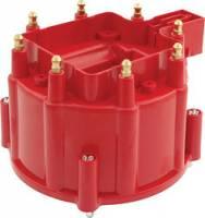 Distributors - Allstar Performance Distributors - Allstar Performance - Allstar Performance GM HEI Replacement Red Distributor Cap