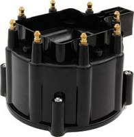 Distributor Parts & Accessories - Distributor Caps - Allstar Performance - Allstar Performance GM HEI Replacement Black Distributor Cap
