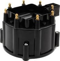 Distributors Parts & Accessories - Distributor Caps - Allstar Performance - Allstar Performance GM HEI Replacement Black Distributor Cap