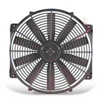 """Electric Fans - Flex-a-Lite Electric Fans - Flex-A-Lite - Flex-A-Lite 16"""" Low Profile Pusher Fan"""