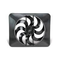 Electric Fans - Flex-a-Lite Electric Fans - Flex-A-Lite - Flex-A-Lite Black Magic Extreme Electric Fan w/ Adustable Thermostat (160°-240°) - 3300 CFM - Amp Draw: 18