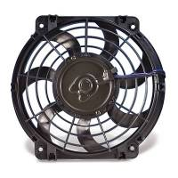 "Cooling & Heating - Flex-A-Lite - Flex-A-Lite 10"" S-Blade Pusher, Puller Electric Fan - CFM: 775 - Amp Draw: 5.2"