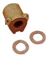 "Carburetor Service Parts - Carburetor Pump Discharge Nozzles - Holley Performance Products - Holley Accelerator Pump Discharge Nozzle - 0.018 ""Hole Size Straight Type"
