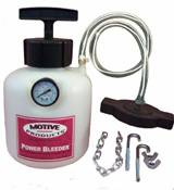 Motive Products - Motive Products Brake Power Bleeder System - Small Round Reservoir