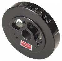 "Harmonic Balancers - SB Chevy - Professional Products Harmonic Balancers - SBC - Professional Products - Professional Products Powerforce Harmonic Damper - 6-3/4"" - SB Chevy 400 - External Balance."