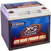 Ignition & Electrical System - XS Power Battery - XS Power AGM Battery 12 Volt30.5 lbs.