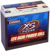 XS Power Battery - XS Power AGM Battery - 12 Volt