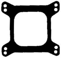 Gaskets and Seals - Trans-Dapt Performance - Trans-Dapt Carburetor Base Gasket - Holley 4BBL - Open Center
