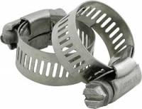"Radiator Accessories - Radiator Hose Clamps - Allstar Performance - Allstar Performance 1"" O.D. Hose Clamp - No. 10 - (2 Pack)"