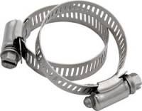 "Radiator Accessories - Radiator Hose Clamps - Allstar Performance - Allstar Performance 2"" O.D. Hose Clamp - No. 24 - (2 Pack)"