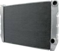 "Allstar Performance Radiators - Allstar Double Pass Radiators - Allstar Performance - Allstar Performance Dual Pass Radiator - 19"" x 28"""