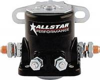 Starters and Components - Starter Solenoids - Allstar Performance - Allstar Performance Starter Solenoid - Ford Style - Black - (10 Pack)