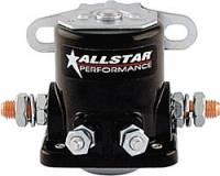 Starter - Starter Solenoids - Allstar Performance - Allstar Performance Starter Solenoid - Ford Style - Black - (10 Pack)
