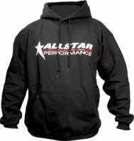 Shirts & Sweatshirts - Allstar Performance Sweatshirts - Allstar Performance - Allstar Performance Hooded Sweatshirt - Black - Medium