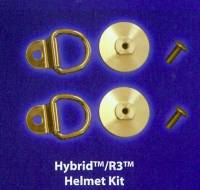 Head & Neck Restraints - Simpson Race Products - Simpson D-Ring Helmet Kit