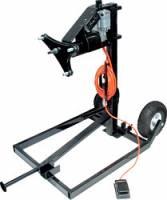 Wheel & Tire Tools - Tire Prep Stand - Allstar Performance - Allstar Performance Electric Tire Prep Stand