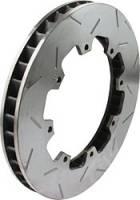 "Brake System - Allstar Performance - Allstar Performance 40 Vane Brake Rotor - LH - 11.75"" x 1.25"" - 8 Bolt - 11.2 lbs."