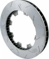 """Allstar Performance Brake Rotors - Allstar Directional Vane Brake Rotors - Allstar Performance - Allstar Performance 40 Vane Brake Rotor - RH - 11.75"""" x 1.25"""" - 8 Bolt - 11.2 lbs."""