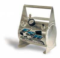 Wheel and Tire Tools - Mobile Bleeder Valve Check Air Tanks - FSR Racing Products - FSR Bleeder Check Tank
