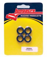 Tire Reliefs - Longacre Tireleafs - Longacre Racing Products - Longacre Hi-Temp Silicon Valve Stem QC Grommets