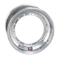 "Front Wheels - Weld Direct Mount Front Wheels - Weld Racing - Weld Direct Mount Rim Shell - 15"" x 9"" - 5"" x 9.75"" Bolt Circle - 3"" Back Spacing"