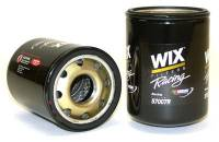 "Oil Filters - Spin-On - Wix Racing Oil Filters - Wix Filters - WIX Performance Oil Filter - Remote Mount - 5.900"" Height x 4.200"" Diameter - 1-1/2""-16 Thread - 18-"
