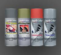 Paint & Finishing - Primer - Dupli-Color / Krylon - Dupli-Color® Premium Sandable Primer - 12 oz. Can - Red Oxide