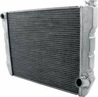 "Allstar Performance Radiators - Allstar Triple Pass Radiators - Allstar Performance - Allstar Performance Triple Pass Aluminum Radiator - Chevy - 19"" x 26"" x 3"""