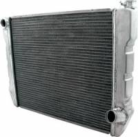 "Allstar Performance Radiators - Allstar Triple Pass Radiators - Allstar Performance - Allstar Performance Triple Pass Aluminum Radiator - Chevy - 19"" x 28"" x 3"""