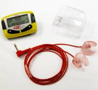 Radios, Transponders & Video - RACEceivers - RACEceiver - RACEceiver Fusion Plus Earmolds Package