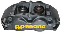 "Brake System - AP Racing - AP Racing SC320 Brake Caliper - Front - 4 Piston - Front - RH - ASA Legal - 1.875"", 1.75"" Pistons, 11.75"" Rotor Diameter x 1.25"" Rotor Thickness"