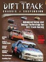 HP Books - Dirt Track Chassis and Suspension: Advanced Setup and Design Technology for Dirt Track Racing - By The Editors of Circle Track Magazine