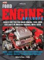 Engine Books - Ford Engine Books - HP Books - Ford Engine Buildups: Covers 302/351 CID Small-Blocks - 1968-1995 4.6L and 5.4L Modular Engines - 1996-2008; Heads - Cams - Stroker Kits - Dyno-Tested Power Combos - F.I. Systems - By Evan J. Smith