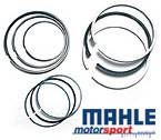 "Piston Rings - Mahle Performance Piston Rings - Mahle Motorsports - Mahle Performance Piston Ring Set - File-Fit - Bore: 4.055"" - Top Ring: .043"" - Second Ring: .043"" - Oil Ring: 3.0mm"