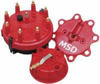 Distributors Parts & Accessories - Distributor Cap & Rotor Kits - MSD - MSD Cap-A-Dapt Kit