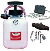 Brake System - Brake Bleeder Systems - Motive Products - Motive Products Brake Power Bleeder Pro System - Includes All Popular Adapters