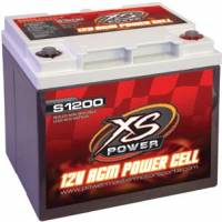 Ignition & Electrical System - XS Power Battery - XS Power Performance AGM Battery - 12 Volt Starting