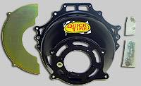 Quick Time - Quick Time Lightweight Steel Bellhousing - Chevrolet - OEM Replacement